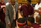 Basket team, Coach Carter, La nostra più grande paura
