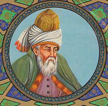 Gialal ad-Din Rumi, su come accettare l'ansia