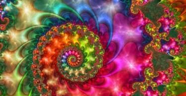 Spirale di pensieri, benessere