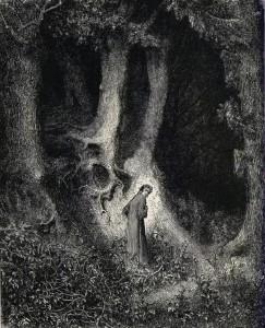 La selva oscura come metafora psicologica