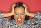 Angry, Frustrated Woman --- Image by © Royalty-Free/Corbis