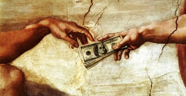denaro spiritualità