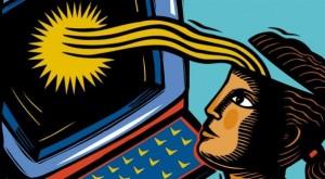 Informazione su internet su psiche, disagio, ansia