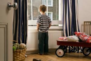 Bambini in solitudine, da soli