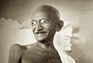 Mahatma Gandhi, aforisma su corpo e spirito