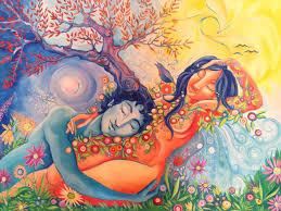 Coppia spirituale, psicologia dell'energia naturale