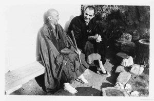 Shunryu Suzuki-Roshi, maestro zen, chi sono io