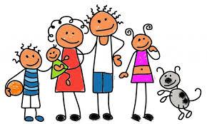 disegno di famiglia, significato dell'unicità del contesto famigliare