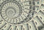 Spirale di soldi, zen con il rapporto tra spiritualità e denaro