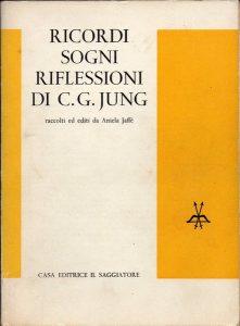 Copertina: Ricordi Sogni Riflessioni di C.G. Jung